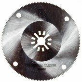 4 inch HSS Full Circle Sawblade