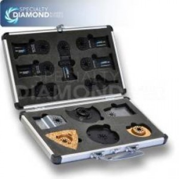 13 Piece Starter Kit Accessory Collection WITHOUT Aluminum Case
