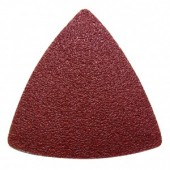 5 Pack - 40 Grit Triangular Sandpaper