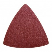 5 Pack - 80 Grit Triangular Sandpaper