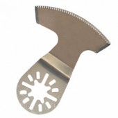 Flush Cut Segment Knife Swing Blade