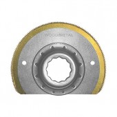 "3-1/2"" Flush Cut Titanium Circular Segmented Supercut Saw Blade"